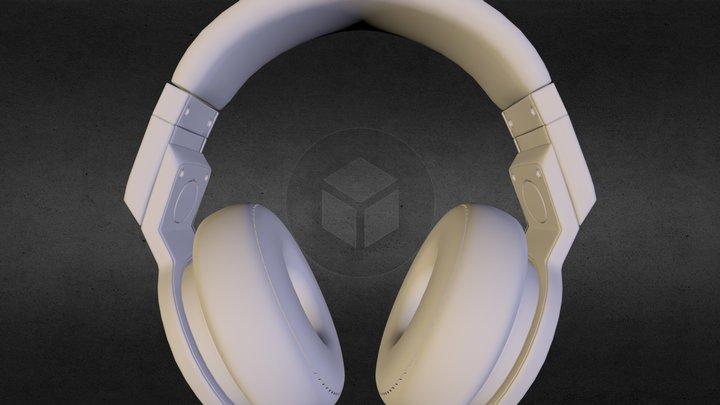headphones.obj 3D Model
