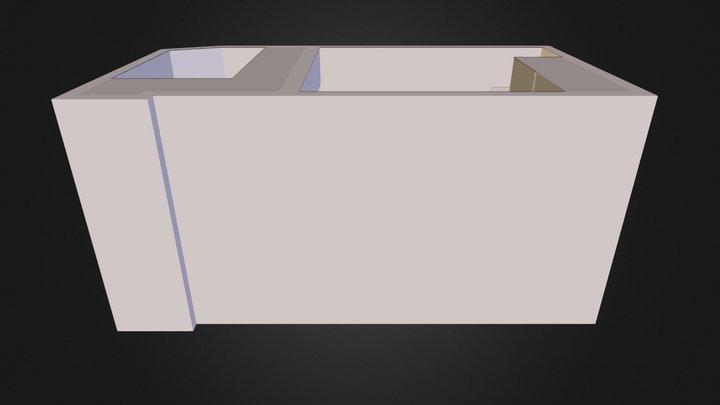 quarto-raquel-igor.dae 3D Model