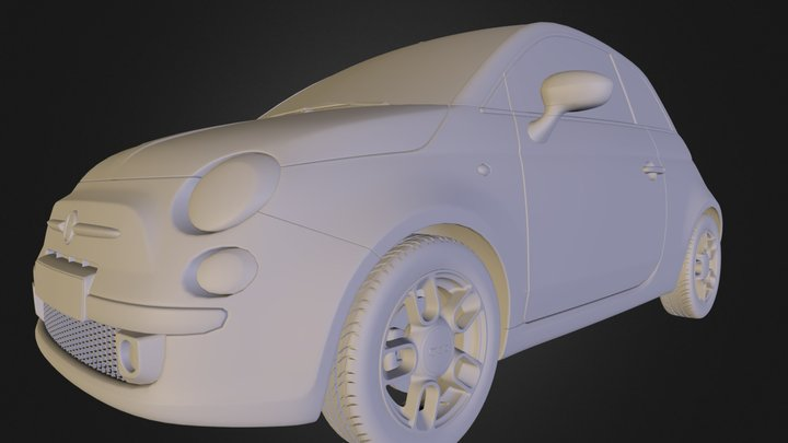 Voiture.zip 3D Model