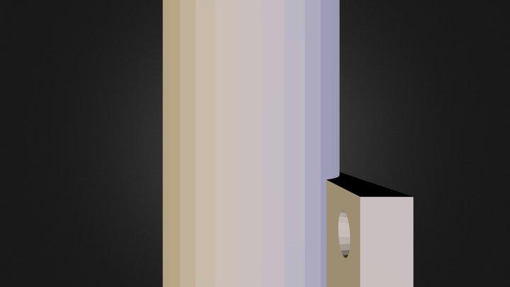 staander_6cm (repaired).stl 3D Model