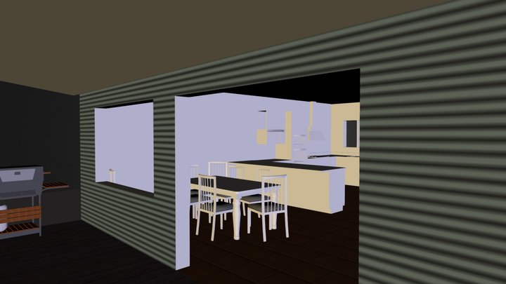 house_test_one 3D Model