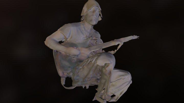 Campanita 3D Model