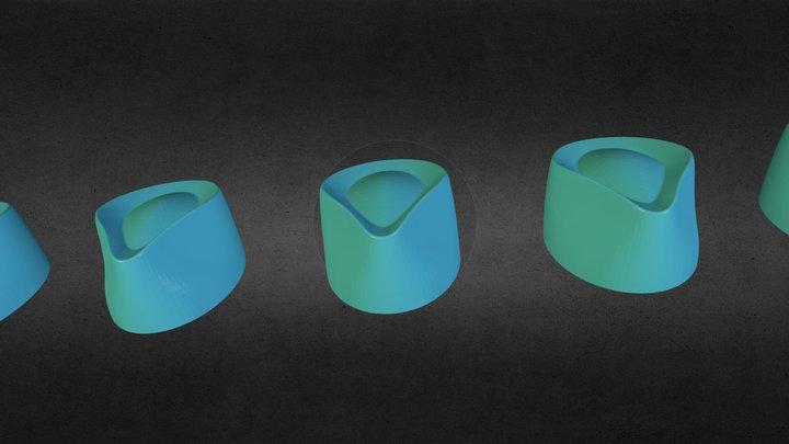 Adler Blocks 3D Model