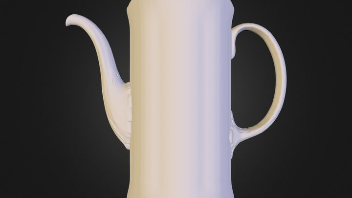Teapot.3DS 3D Model
