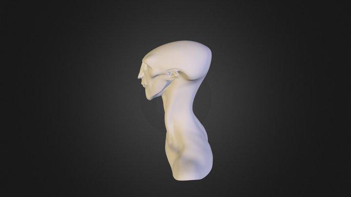 MrTallNeck 3D Model