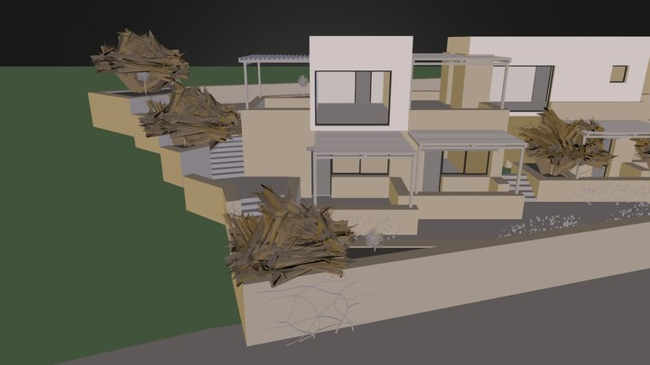 Kithira Project 3D Model