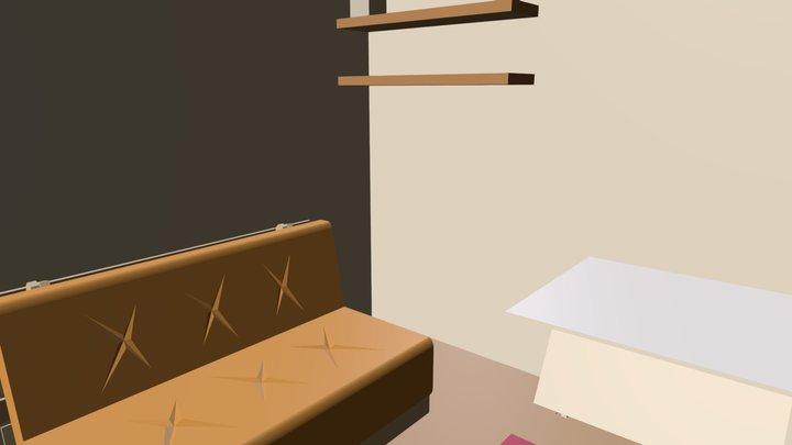 appart.blend 3D Model