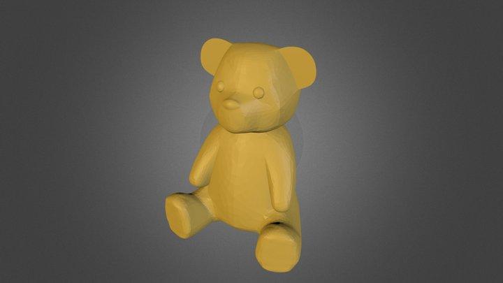 kuma03.stl 3D Model