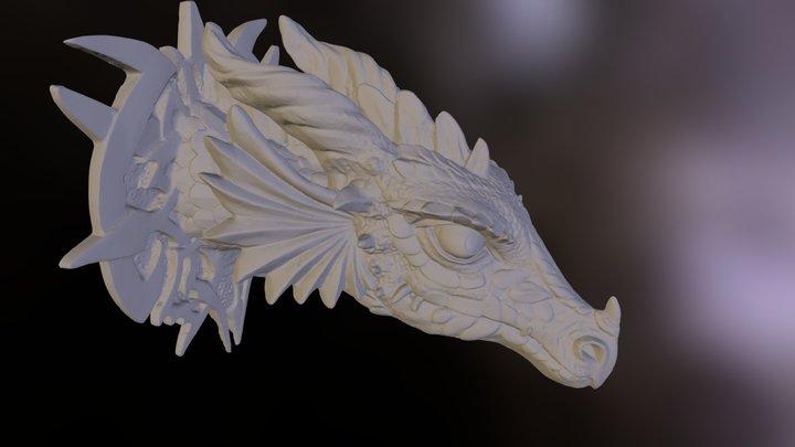 Digitized Model 3D Model