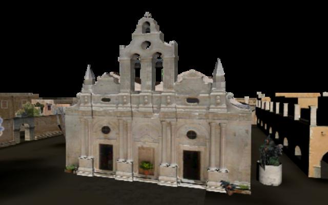 Arkadi 3D Model