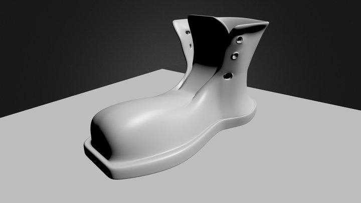shose 3D Model