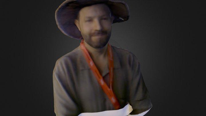 head2.ply 3D Model