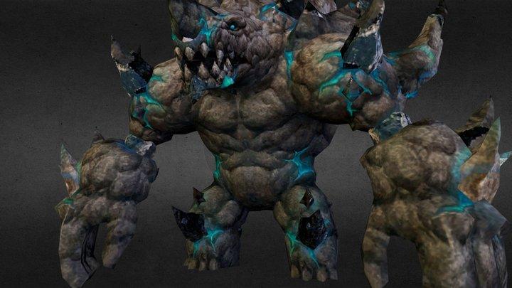 proleptylmt2 monster 3D Model