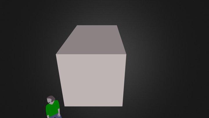 caja.dae 3D Model
