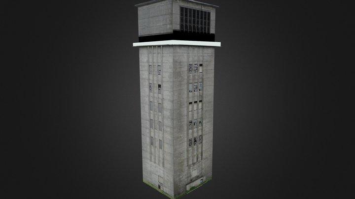 Tour du Roton 3D Model