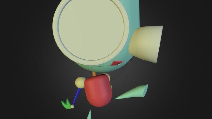 Gir 3D Model