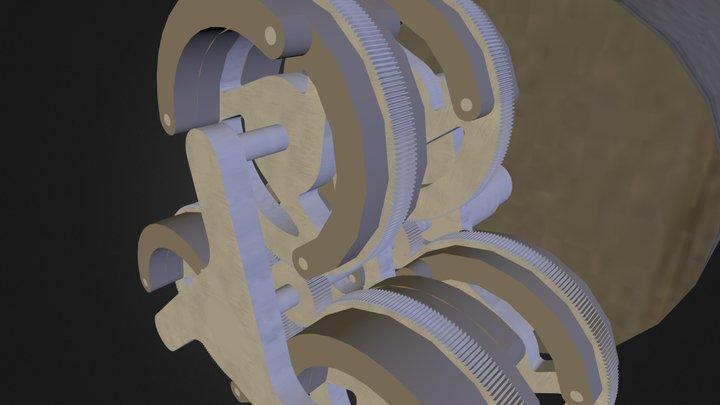 xxx 3D Model