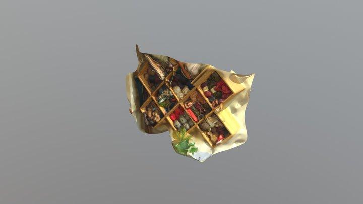 Prueba Repisa Oñoico 3D Model