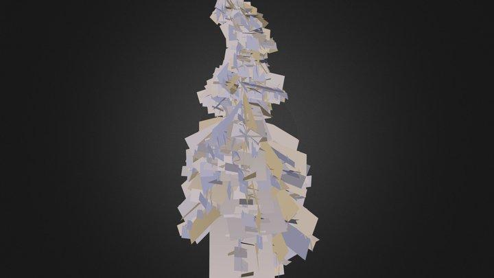 pino 001.dae 3D Model
