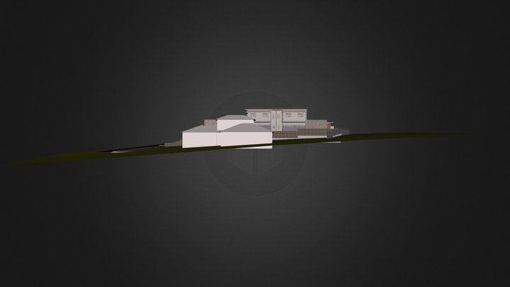Elgar Road DONCASTER 3D Model