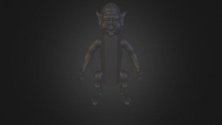 pencil_stand 3D Model