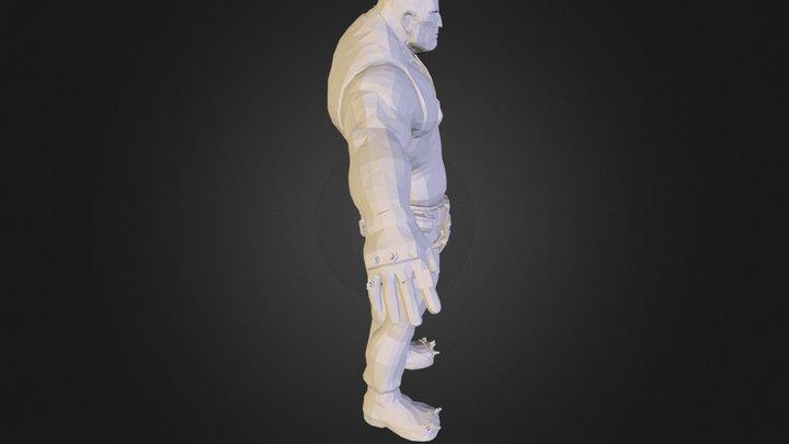Brick.obj 3D Model