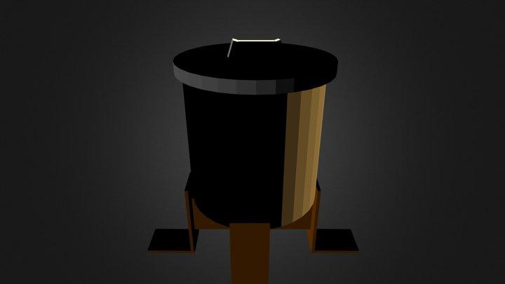 tempatsampah1.blend 3D Model