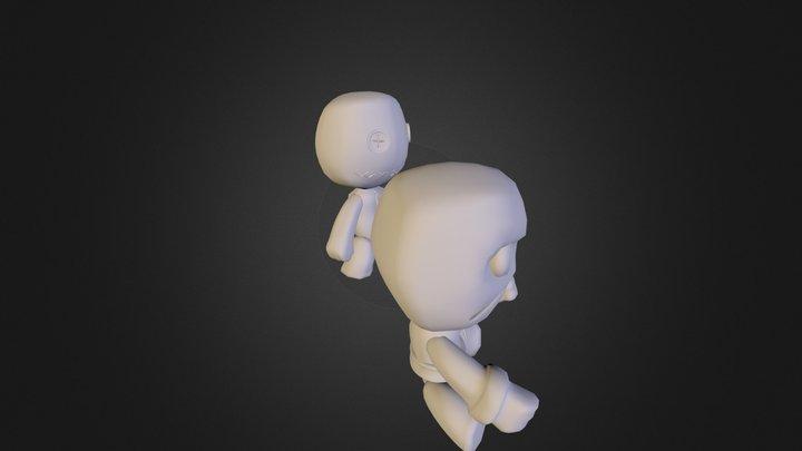 sack.obj 3D Model