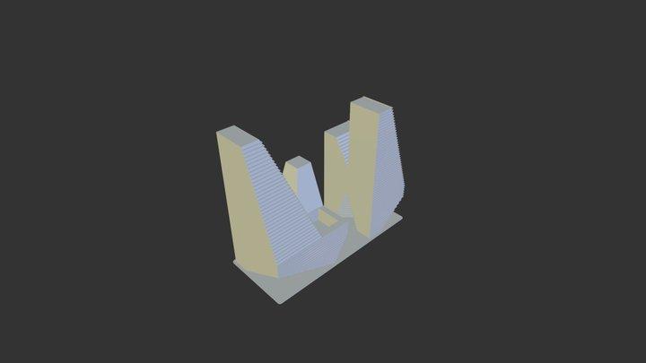 test_003.stl 3D Model