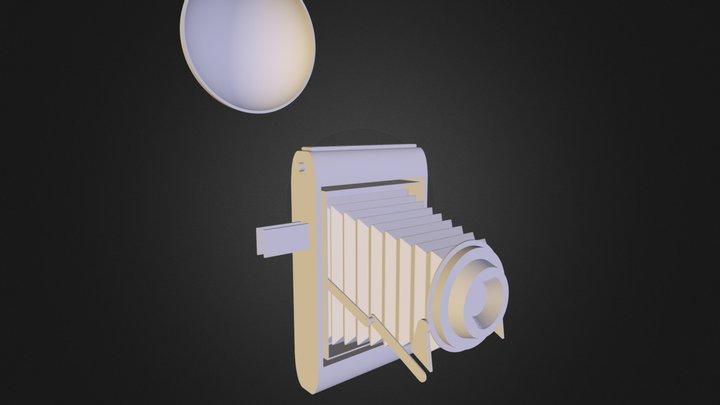 camera_4_web.obj 3D Model