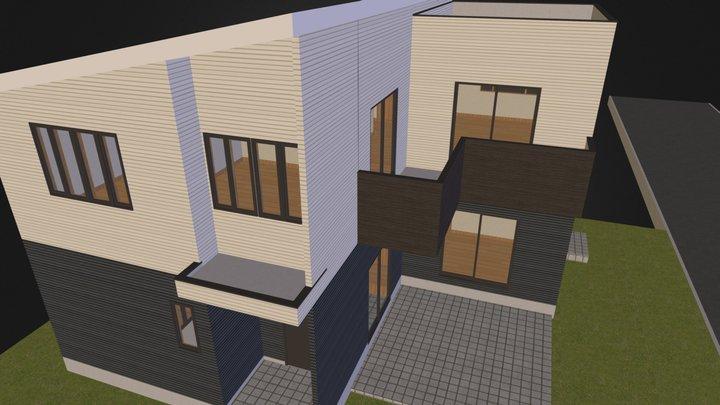 HOUSE47 3D Model