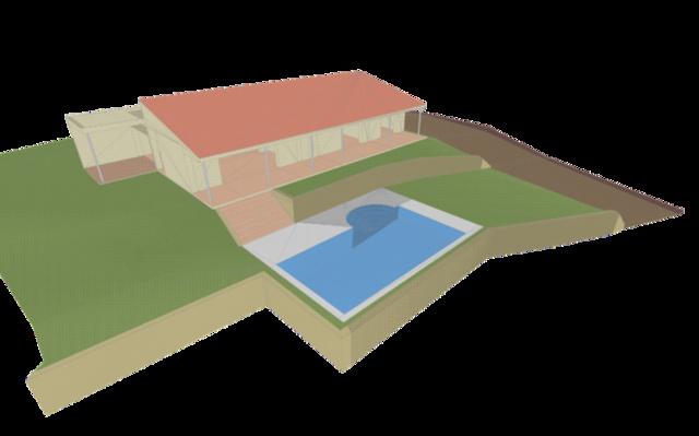 Villa6.blend 3D Model