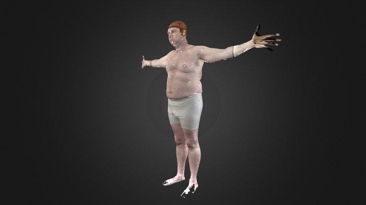 sandyd 3D Model