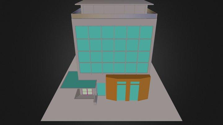 Hjellnes - Groundline 3D 3D Model