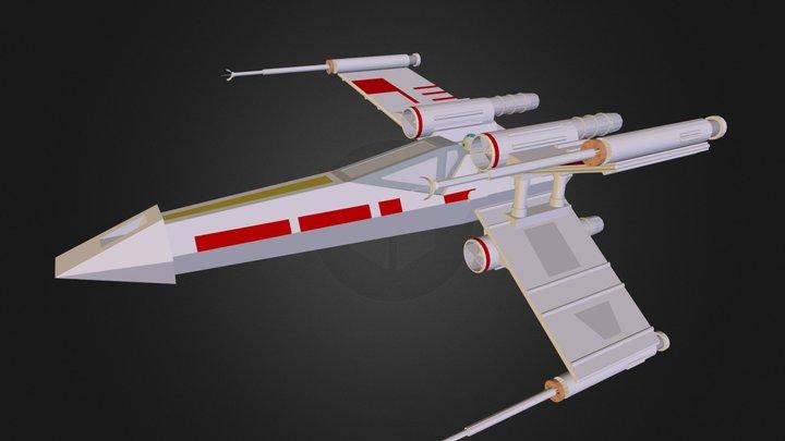 Starfighter.dwf 3D Model