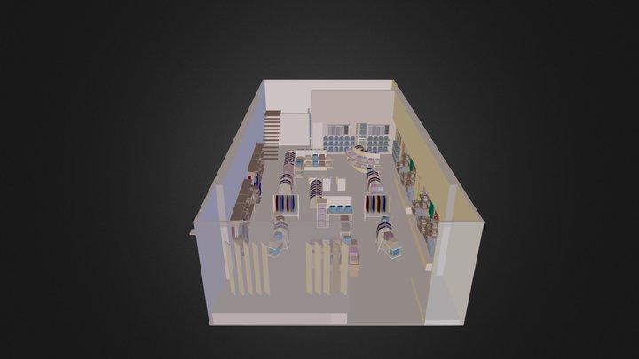 AutoSave_Correcci_n_3_1.3ds 3D Model