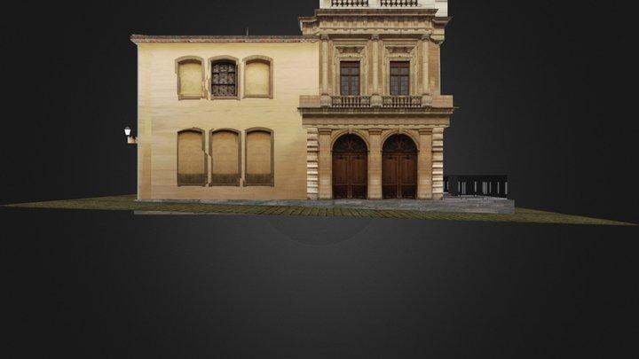 LOGE DU CHANGE 3D Model