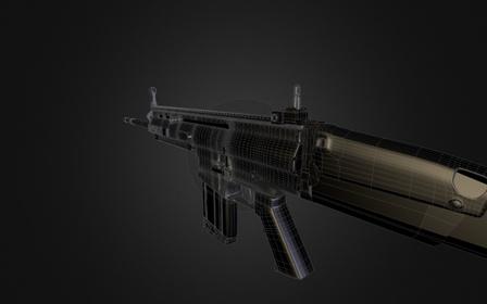 scar_proj02.obj 3D Model