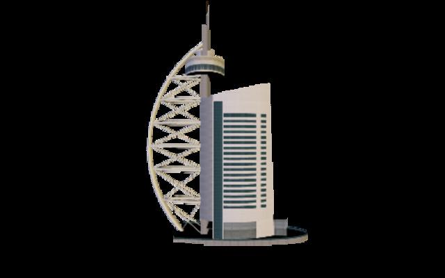 Vasco da Gama tower 3D Model