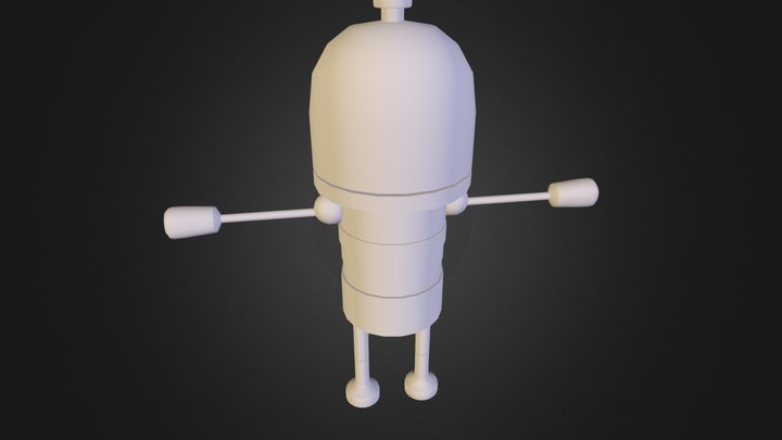 josef.obj 3D Model