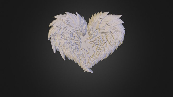 Heart Of The Swarm 3D Model