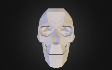 Crania Geodesica 3D Model