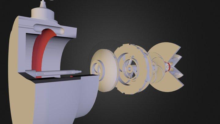 vorschau_pumpe.dae 3D Model