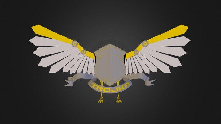 Wings 3 3D Model