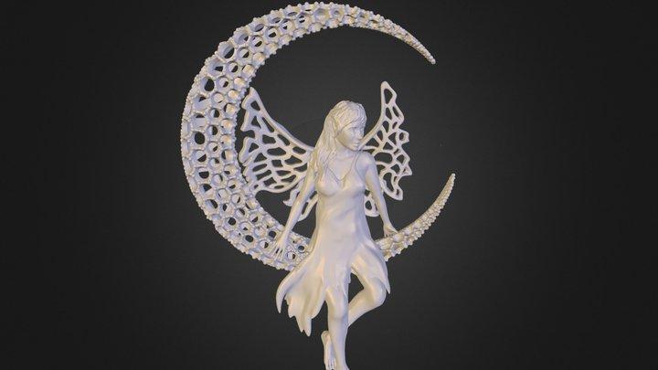 Hada, 90% reduced (Vizup demo sample)  3D Model
