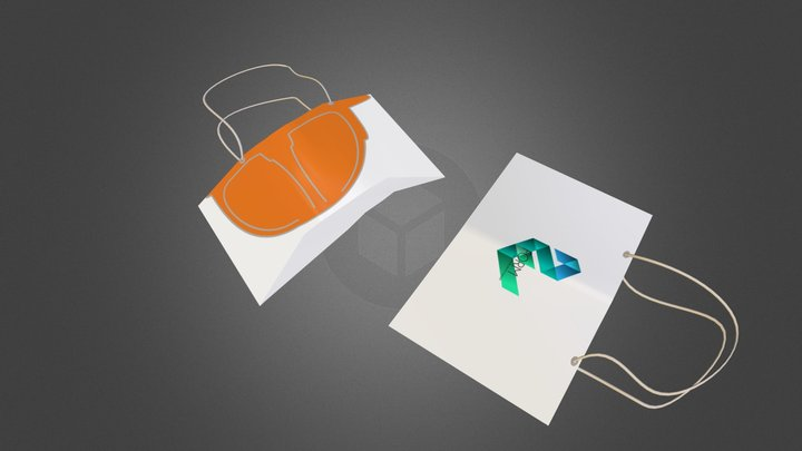 Package–hat 3D Model