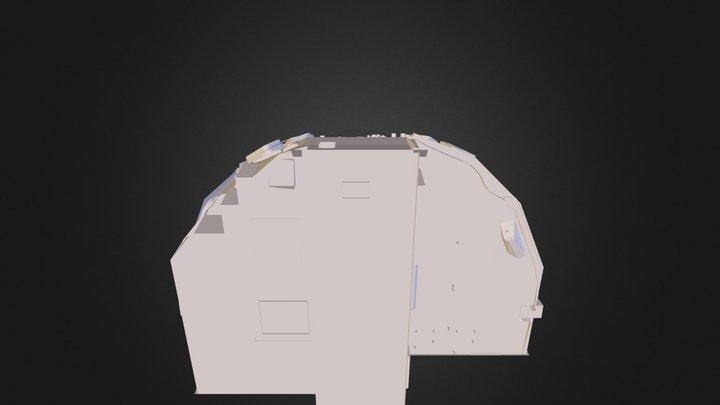 Cockpit.obj 3D Model