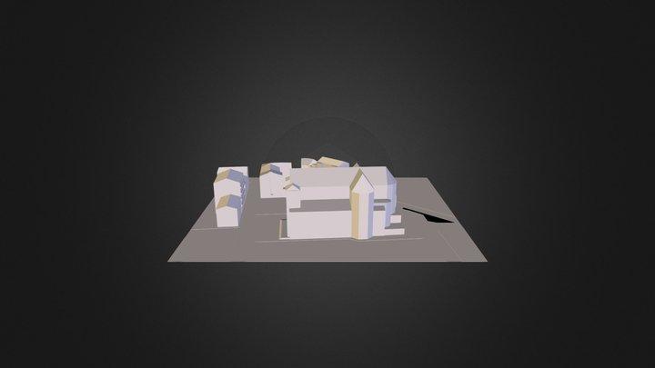 sitearchangesketchupau7sept12 3D Model