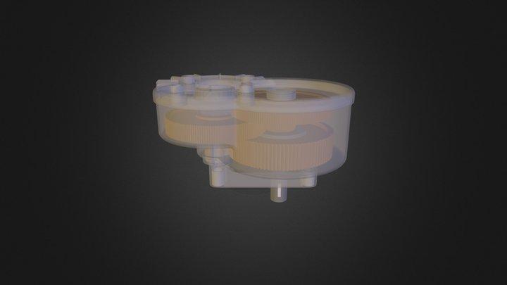 NDAEXP2 3D Model