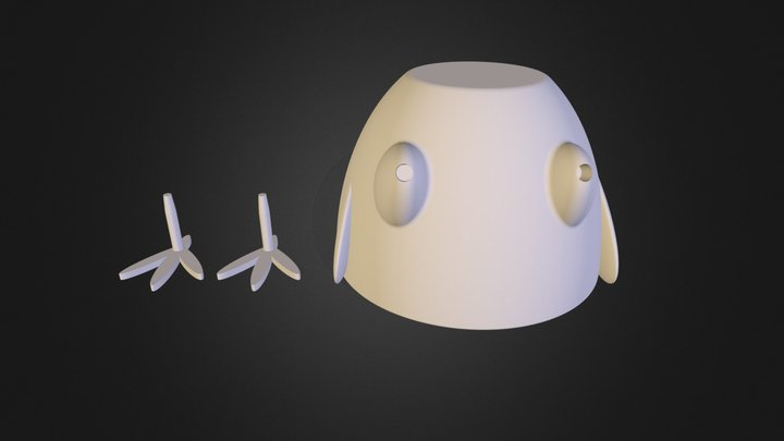 Egg_Cup.stl 3D Model